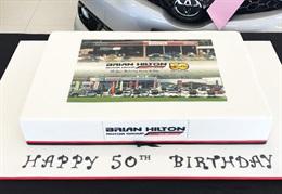 Brian Hilton 50th Anniversary