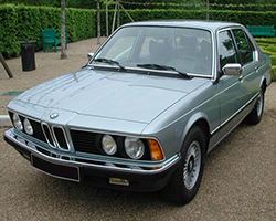 Pickerings - 1979 BMW 7 Series