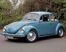 Pickerings - 1980 VW Beetle