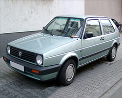 Pickerings - 1983 VW Golf