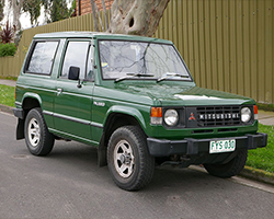 Pickerings - 1986 Mitsubishi Pajero