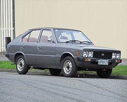 Pickerings - 1987 Hyundai Pony