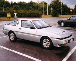 Pickerings - 1988 Mitsubishi Starion