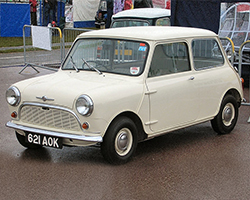 Pickerings - 1989 Mini Cooper