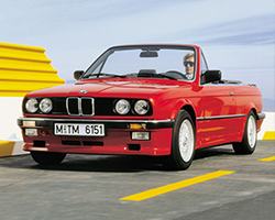 Pickerings - 1990 BMW 3 Series Convertible