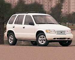 Pickerings - 1995 Kia Sportage