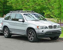 Pickerings - 1999 BMW X5