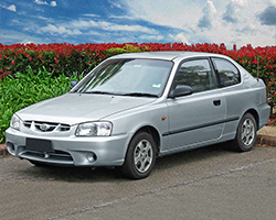 Pickerings - 2001 Hyundai Accent