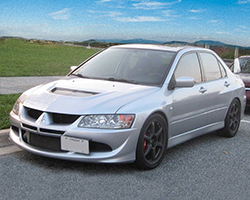 Pickerings - 2003 Mitsubishi Evo 8
