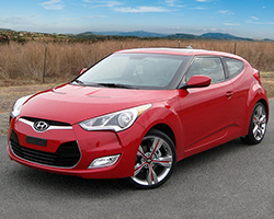 Pickerings - 2001 Hyundai Veloster