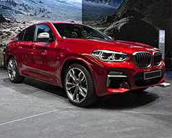 Pickerings - 2014 BMW X4