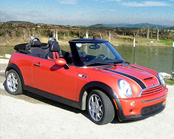 Pickerings - 2005 Mini Cabrio