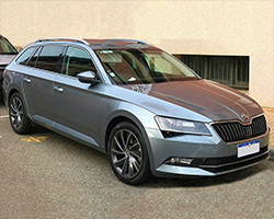Pickerings - 2007 Skoda Superb