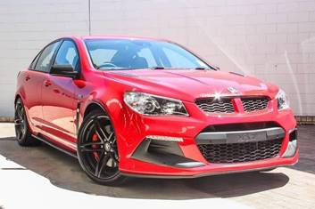 2017 Holden Special Vehicle Clubsport R8 LSA 30TH Edition GEN F2- NEW