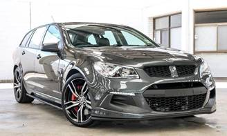 2017 Holden Special Vehicle Clubsport R8 Tourer LSA 30TH Edition GEN F2- DEMO