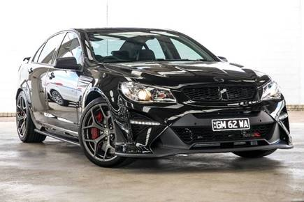 Holden Special Vehicle Gtsr HSV GEN F2- DEMO