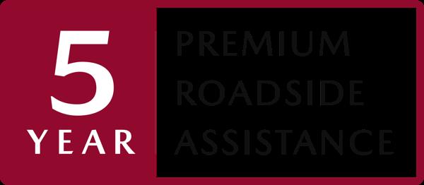 5 Year Premium Roadside Assistance