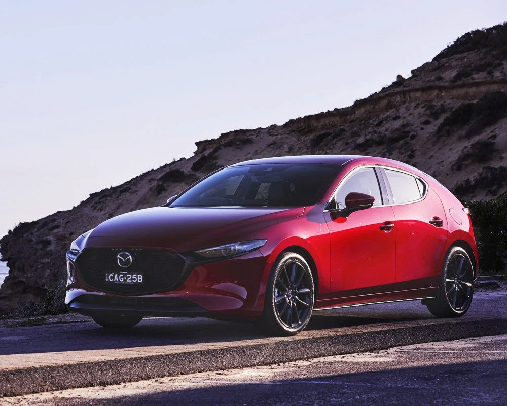 Mazda Mazda Tailored Rate