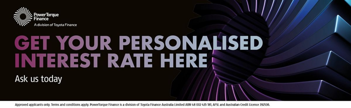 Get Your Personalised Finance Rate