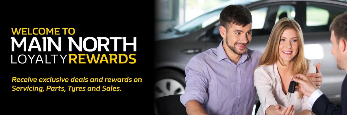 Main North Renault Loyalty Rewards