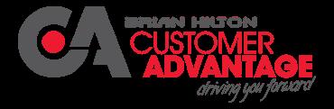Brian Hilton Skoda Customer Advantage Logo