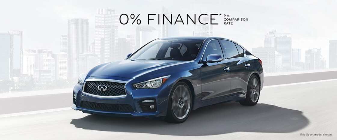 Infiniti Special Offers