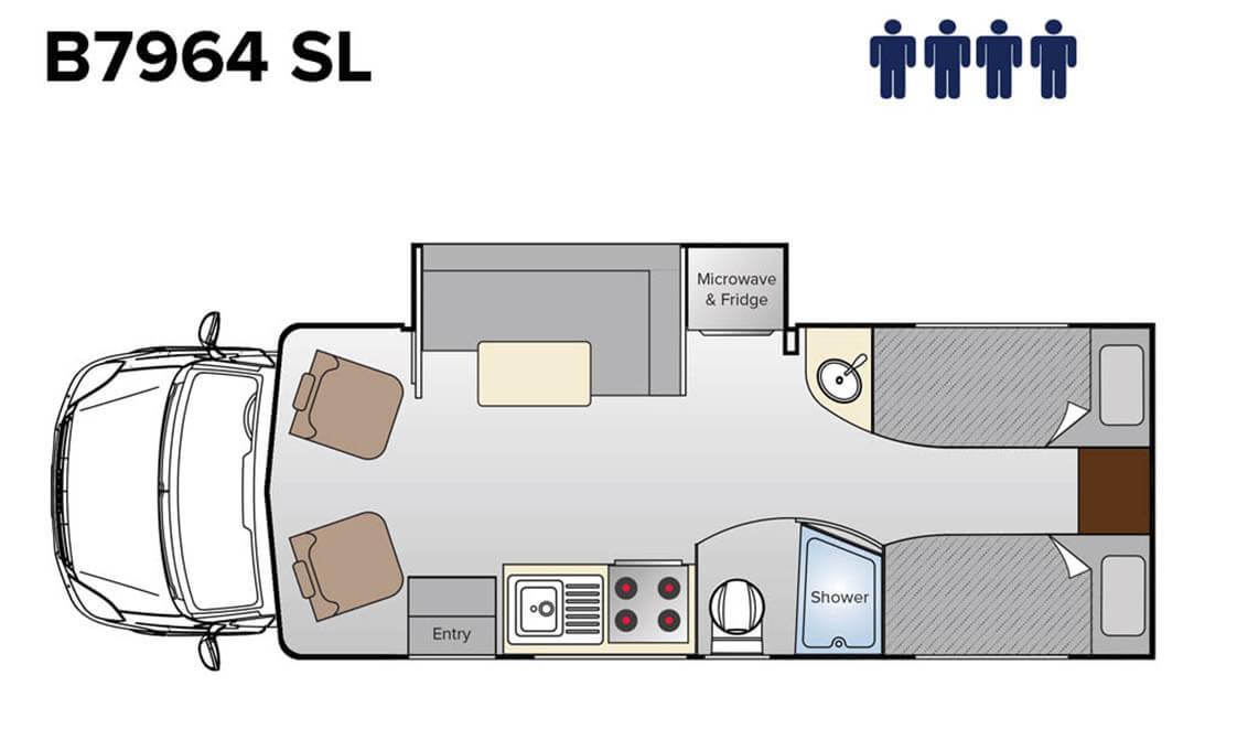 B7922 SL