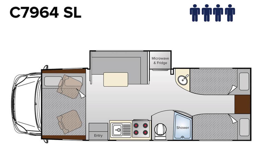 C7964 SL