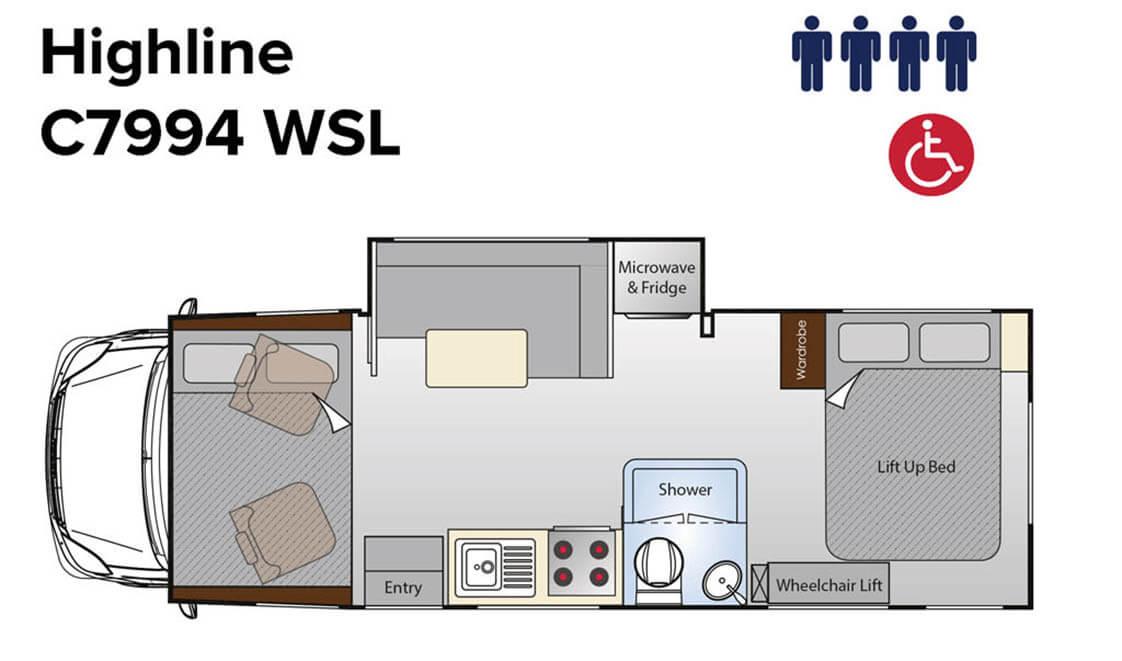 Highline C7994 WSL