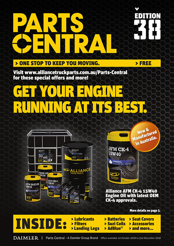 Parts Central Edition 38