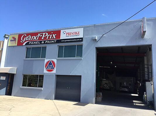 Grand Prix Mazda Aspley