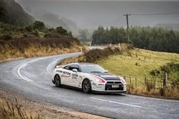 Brian Hilton Targa Tasmania 2017