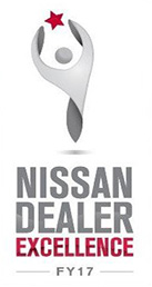 nissan dealer excellence award 2017