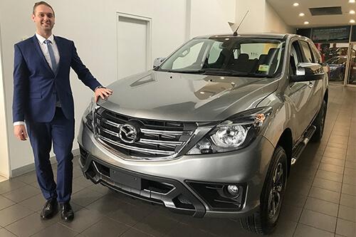 Berwick Mazda - Fleet Manager