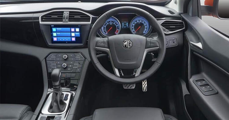 MG GS The Inside Track