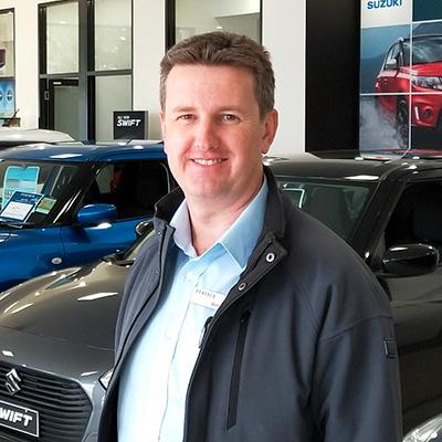 Ben Williams - Penfold Suzuki