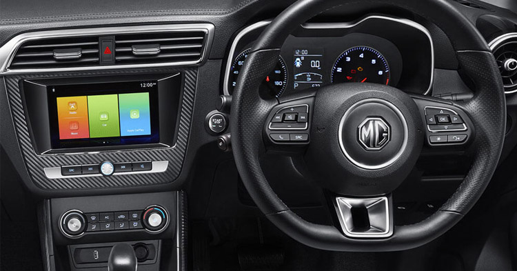 MG ZS STYLE AND COMFORT