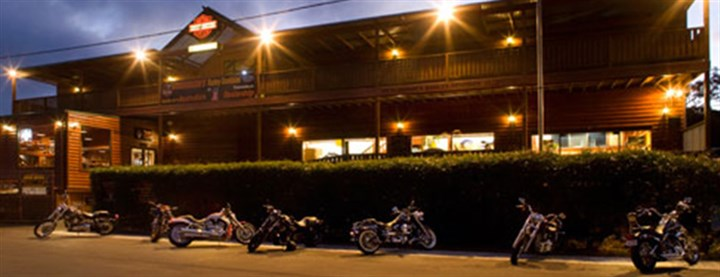 Richardson's Harley-Davidson
