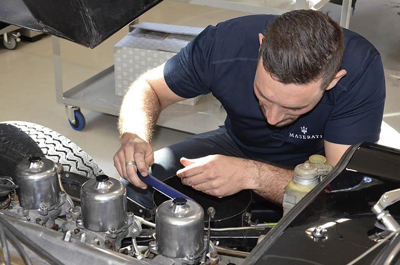Maserati 3500GTi Sebring