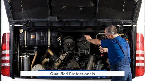 Hall's Transport Repairs - Qualified Professionals