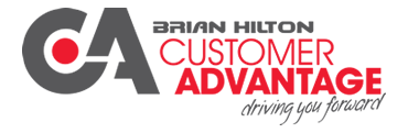 Brian Hilton Skoda Customer Advantage Logo