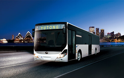 Yutong City Bus