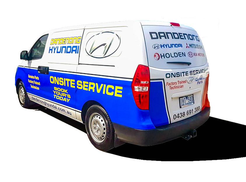 Mobile Onsite Service - Dandenong Hyundai