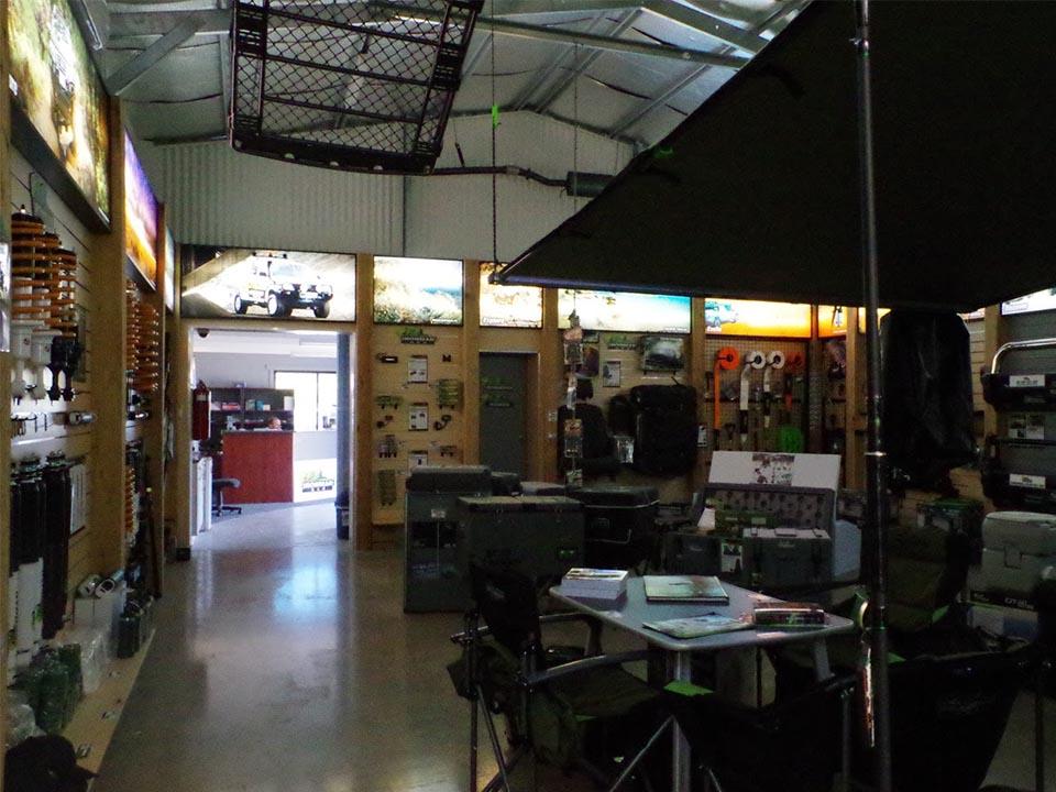 Wangaratta Off-Road New Showroom Wangaratta VIC
