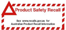 Kubota Safety Recal