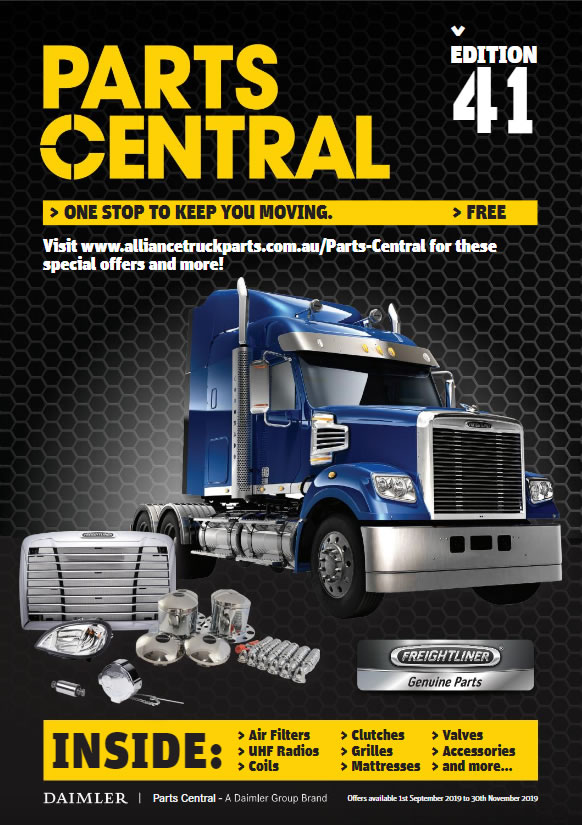 Parts Central Edition 41