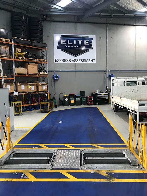 Fuso Port Melbourne Elite Support Servicing
