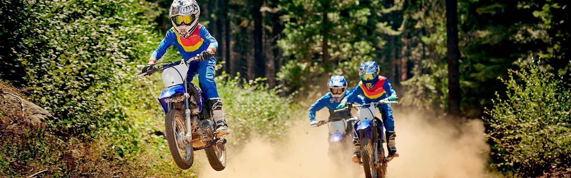 Yamaha Off-Road Fun